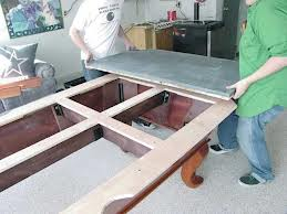 Pool table moves in Marvin North Carolina