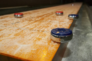 SOLO® Shuffleboard Movers Marvin, North Carolina.